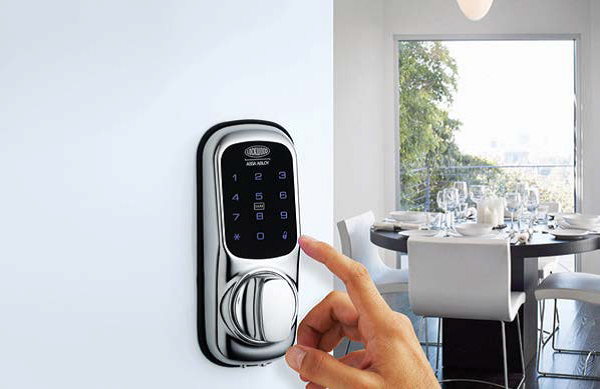 Lockwood 001Touch Keyless Digital deadlatch, electronic security, north melbourne locksmith