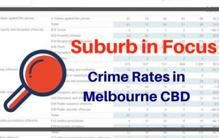 Melbourne Crime Rates, Amalgamated Locksmiths, Crime, Melbourne, 2017